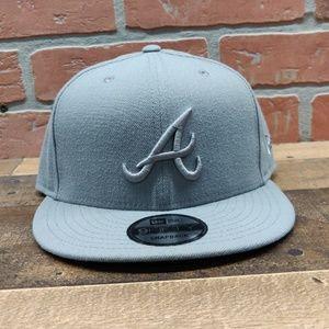 New Era 9Fifty Atlanta Braves Snapback Cap